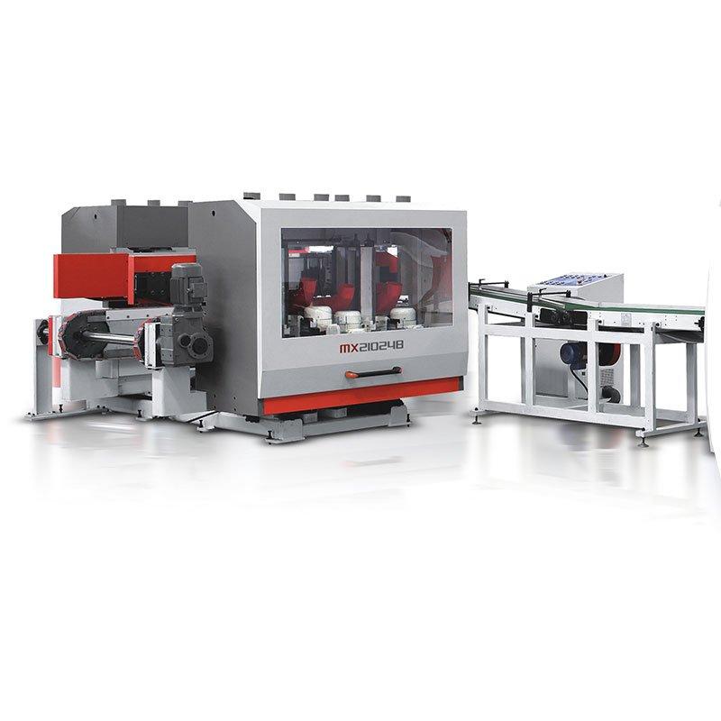中密度纤维板地板自动生产线(MB282A+MX21024B)
