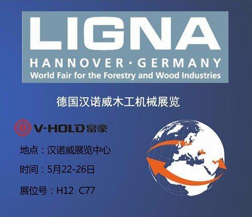2017年5月汉诺威国际林业木工展览会