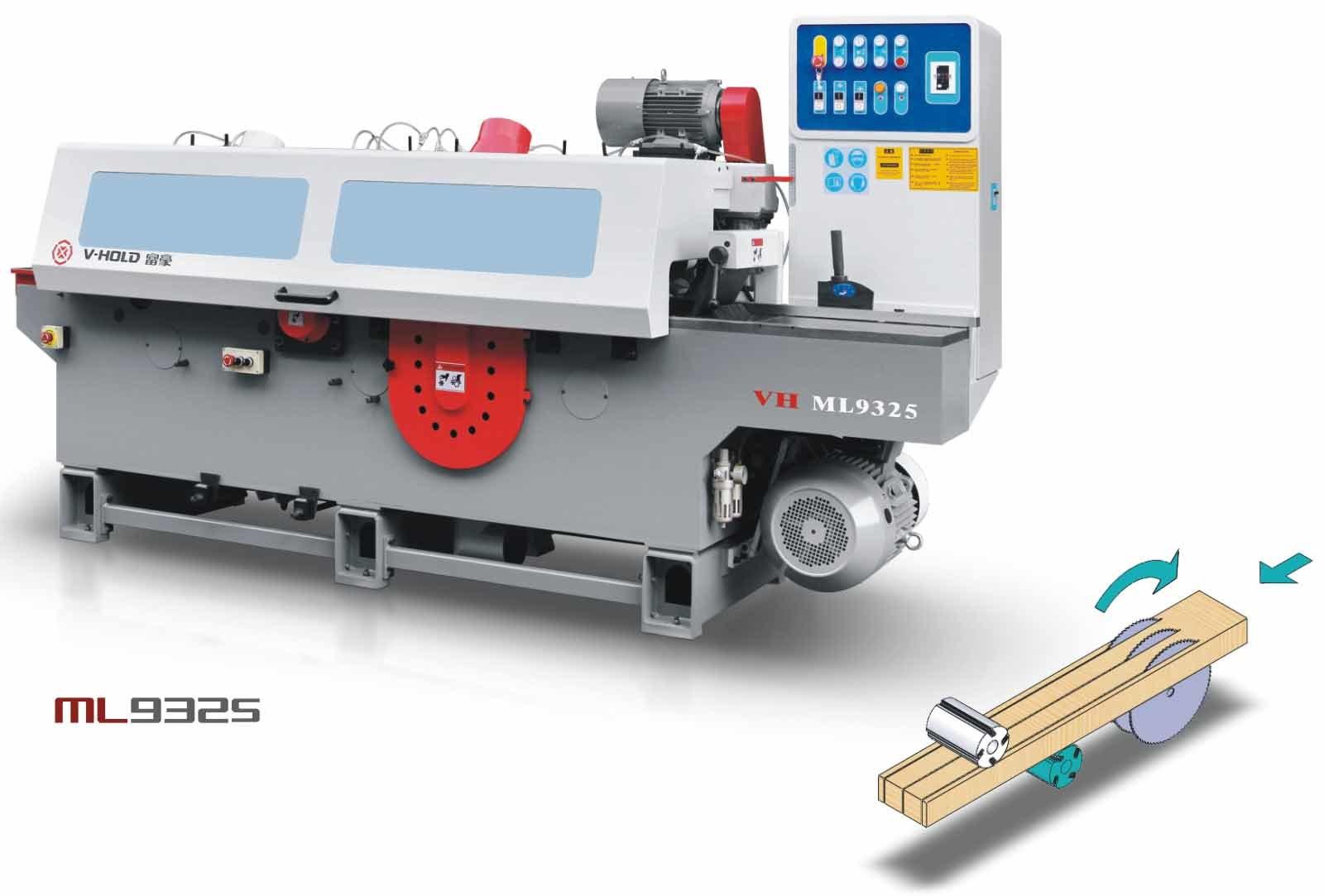 锯刨联合一体机 VH-ML9325